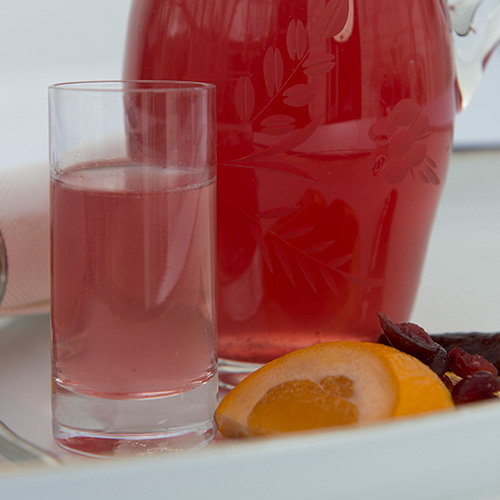 Pomegranate Liquid Drink